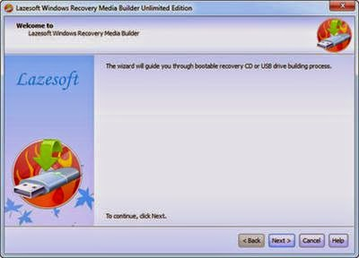 Lazesoft Windows Recovery Unlimited Edition Crack Free