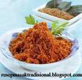 Resep Cara Membuat Abon Ikan Gabus (Kalimantan Tengah)