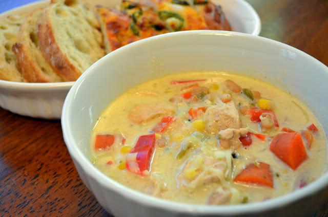 My Fabulous Recipes: Creamy White Chili