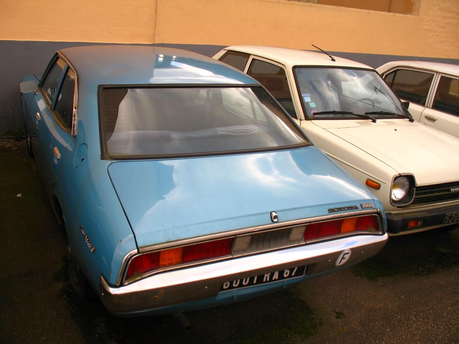 1971 1973 Toyota Corona Mark 2 2000 Sedan France 6