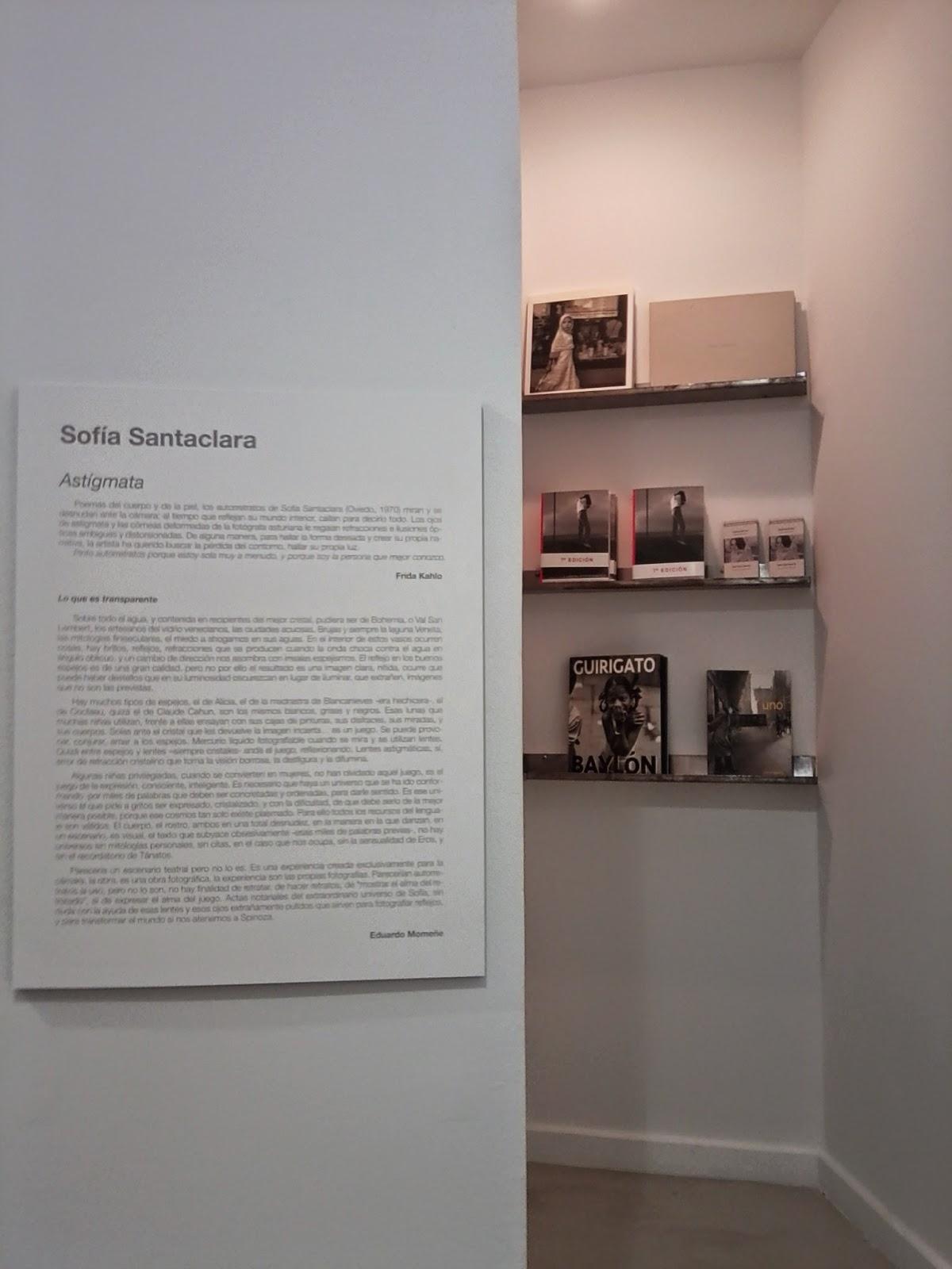 fotografía de autor, sofía santaclara, galería espacio foto, fotografía en blanco y negro, voa-gallery, blog de arte, victim of art, yvonne brochard, video art, libro de artista,