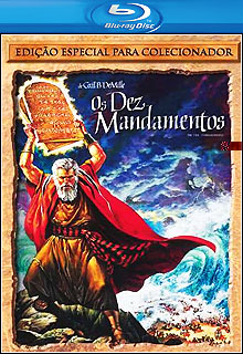 Os Dez Mandamentos BluRay 720p Dual Áudio