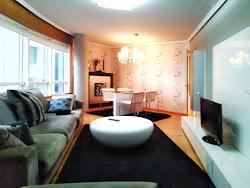 Piso de tres dormitorios en venta en Conchiñas, garaje. 235.000€