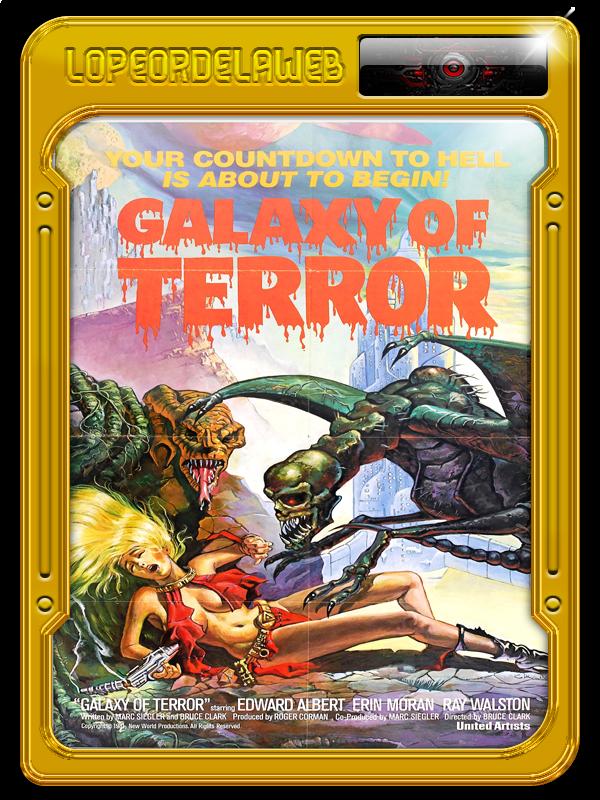 Galaxy Of Terror (La Galaxia Del Terror) (1981) 720p-Dual