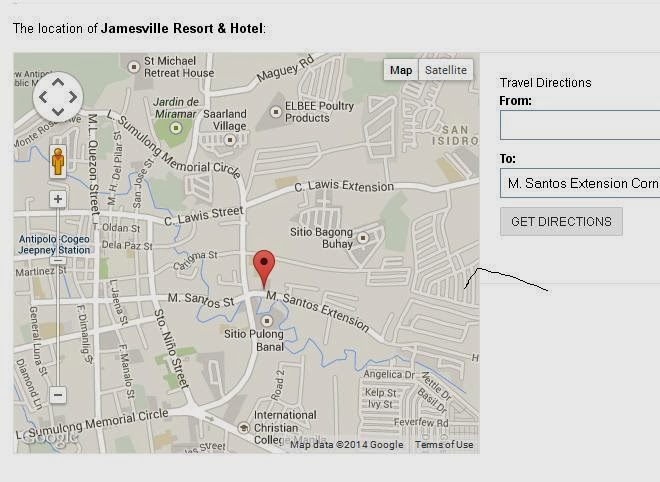 Jamesville Resorts Hotel Rates Package Amenities And Cottage In Antipolo