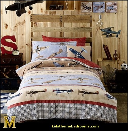 Decorating Theme Bedrooms Maries Manor Airplane Theme