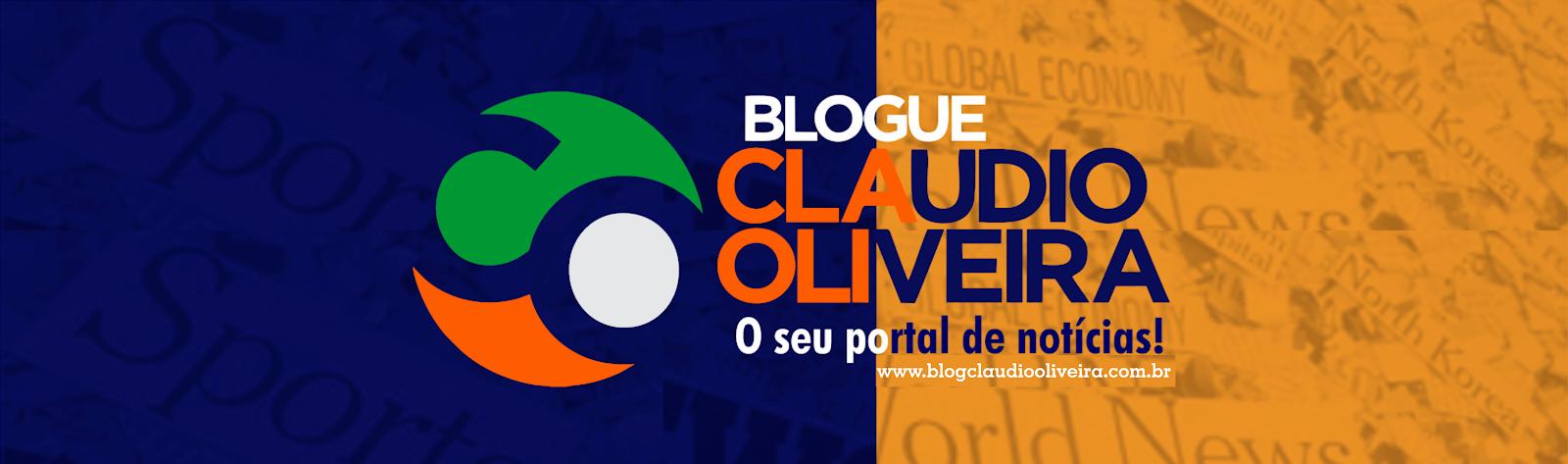 Blogue Claudio Oliveira