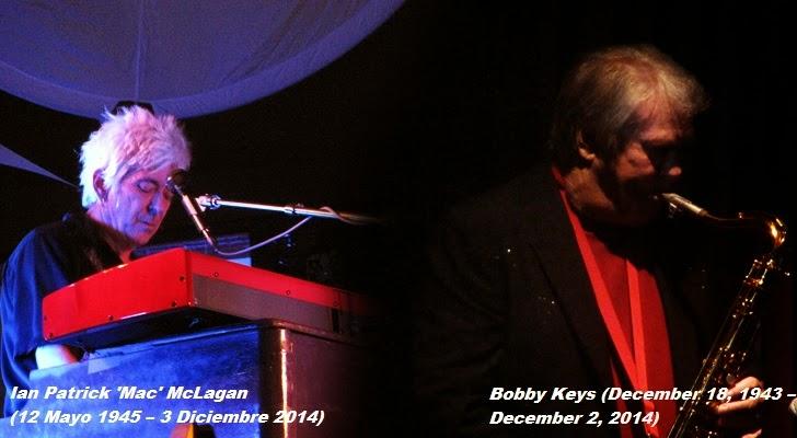 Ian and Bobby: De aquí a la eternidad.Gracias por vuestra música