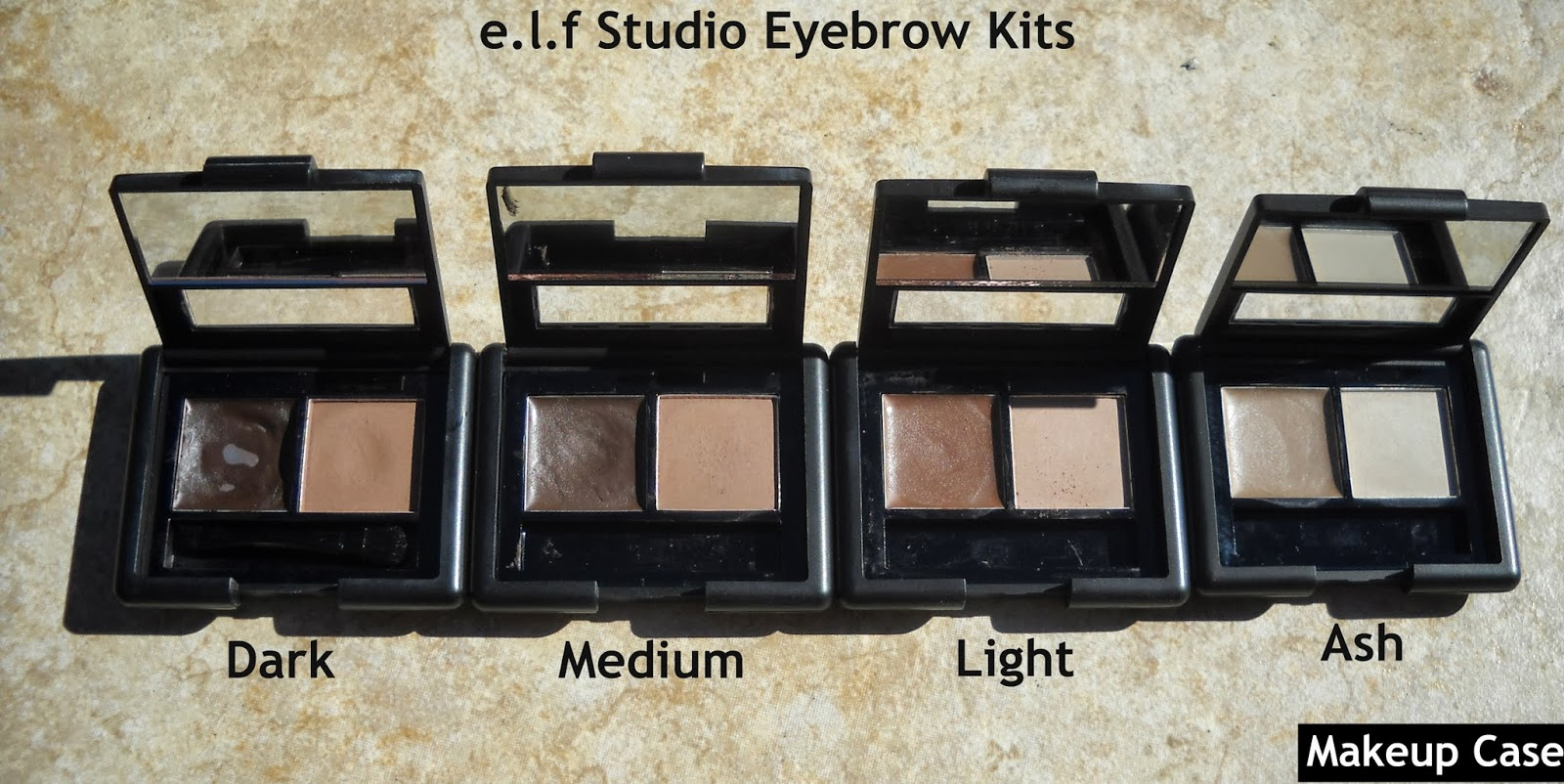 Elf brow kit medium
