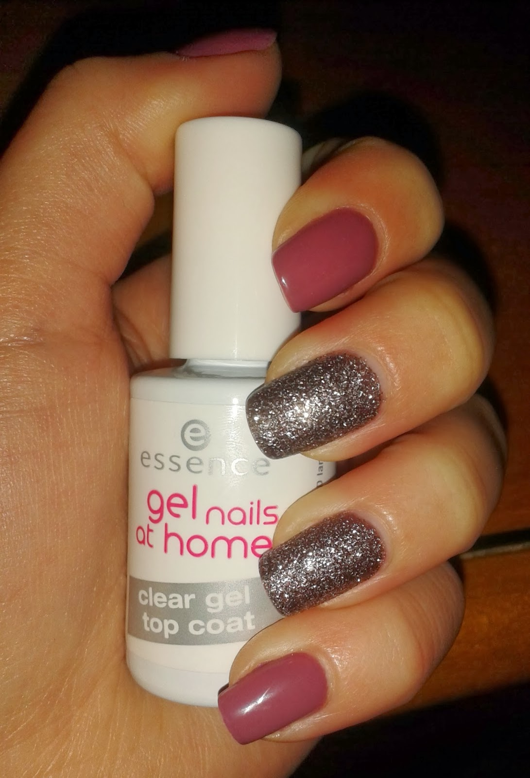 Review | Essence Gel Nails At Home Clear Gel Top Coat - Every Beauty ...