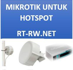 Jasa Setting Mikrotik Hotspot