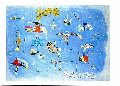 Kandinsky: Bleu de Ciel le tableau le plus incompris de la ...