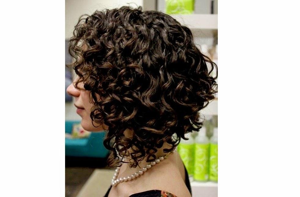 Penteados para cabelos cacheados: 100 fotos de rabo de
