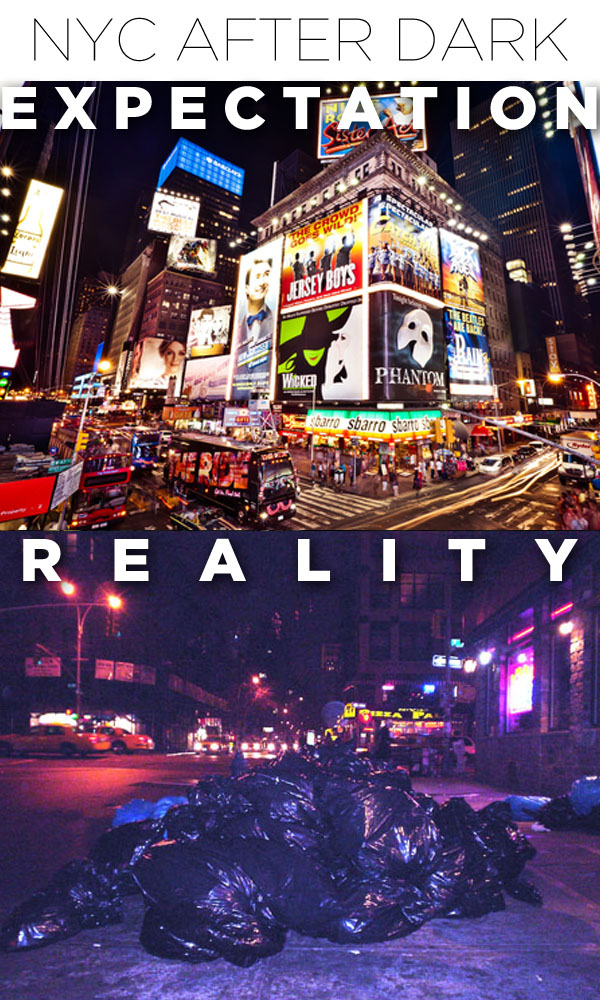 Expectations vs Reality - New York