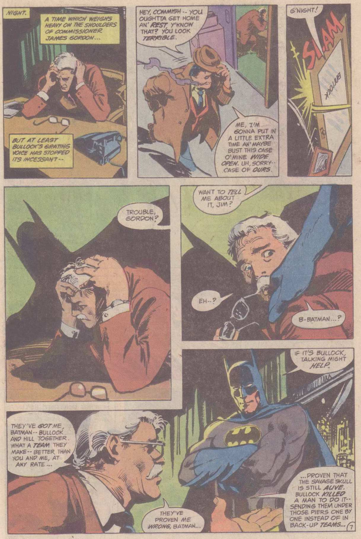 Detective Comics (1937) Issue #528 Page 9