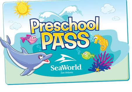 free admission to Sea World 2014