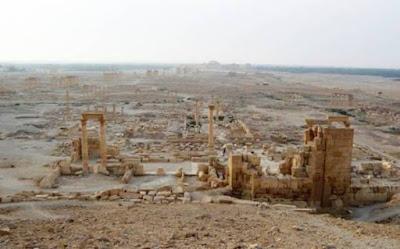 Οι άνθρωποι που διαφύλαξαν τους θησαυρούς της Συρίας από την ISIS