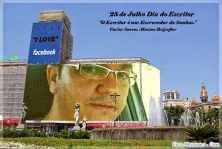 25 DE JULHO-- DIA DO ESCRITOR