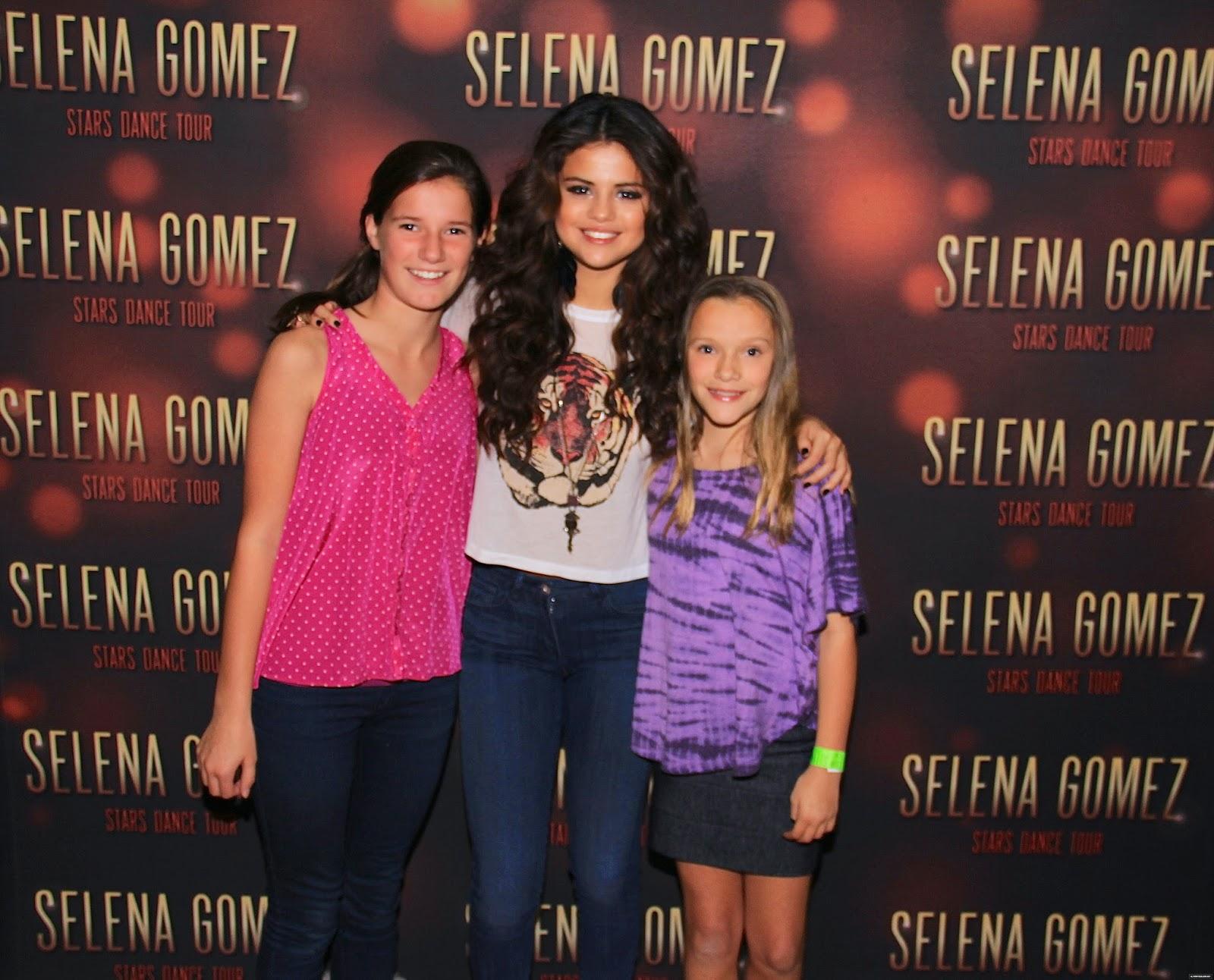 Selena Gomez Style Stars Dance World Tour Meet Greet Broomfield