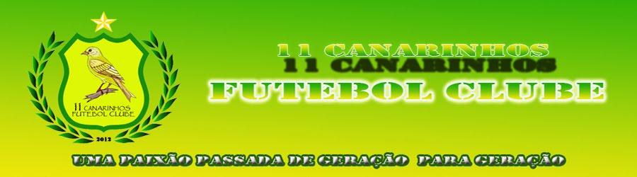 11 CANARINHOS FUTEBOL CLUBE