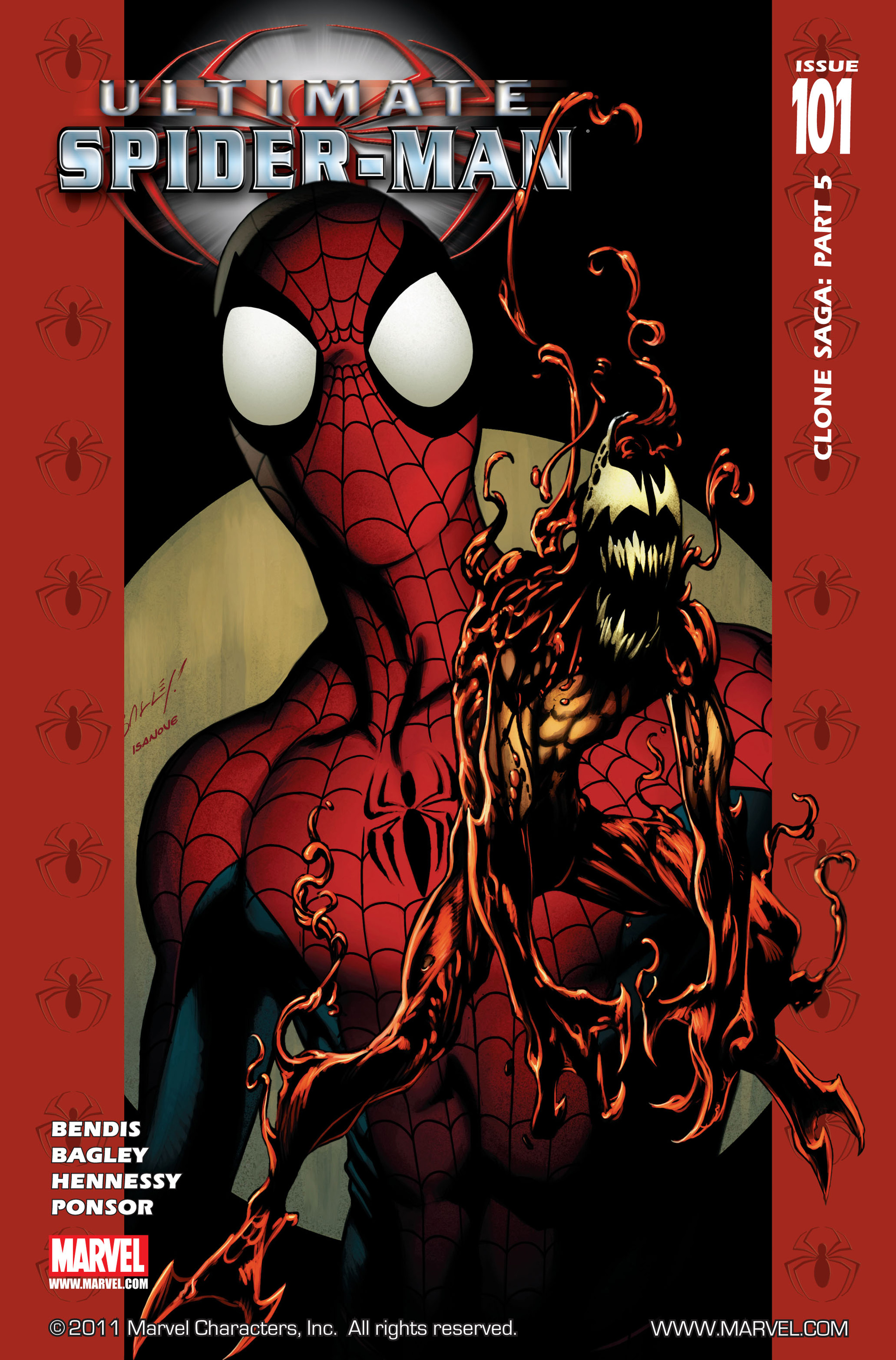 Ultimate Spider-Man (2000) Issue #101 #105 - English 1