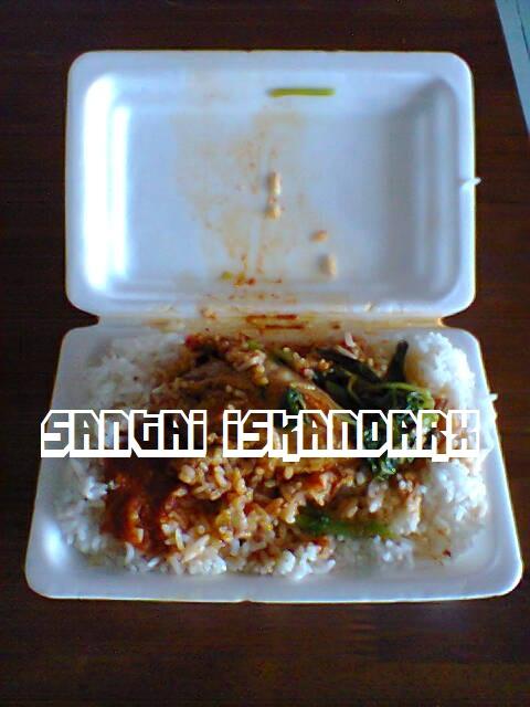 iskandarx.blogspot.com,Santai iskandarX,makanan tengahari pilihan iskandarX