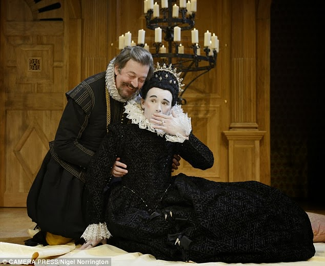 Fry and Rylance, Twelfth Night