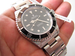 SOLD ROLEX SUBMARINER NO DATE - ROLEX 14060M