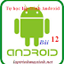 [Tự học lập trình Android] Bài 12: Tìm hiểu về Spinner trong Android