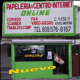 NUEVO CENTRO DE INTERNET