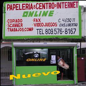 NUEVO CENTRO DE INTERNET