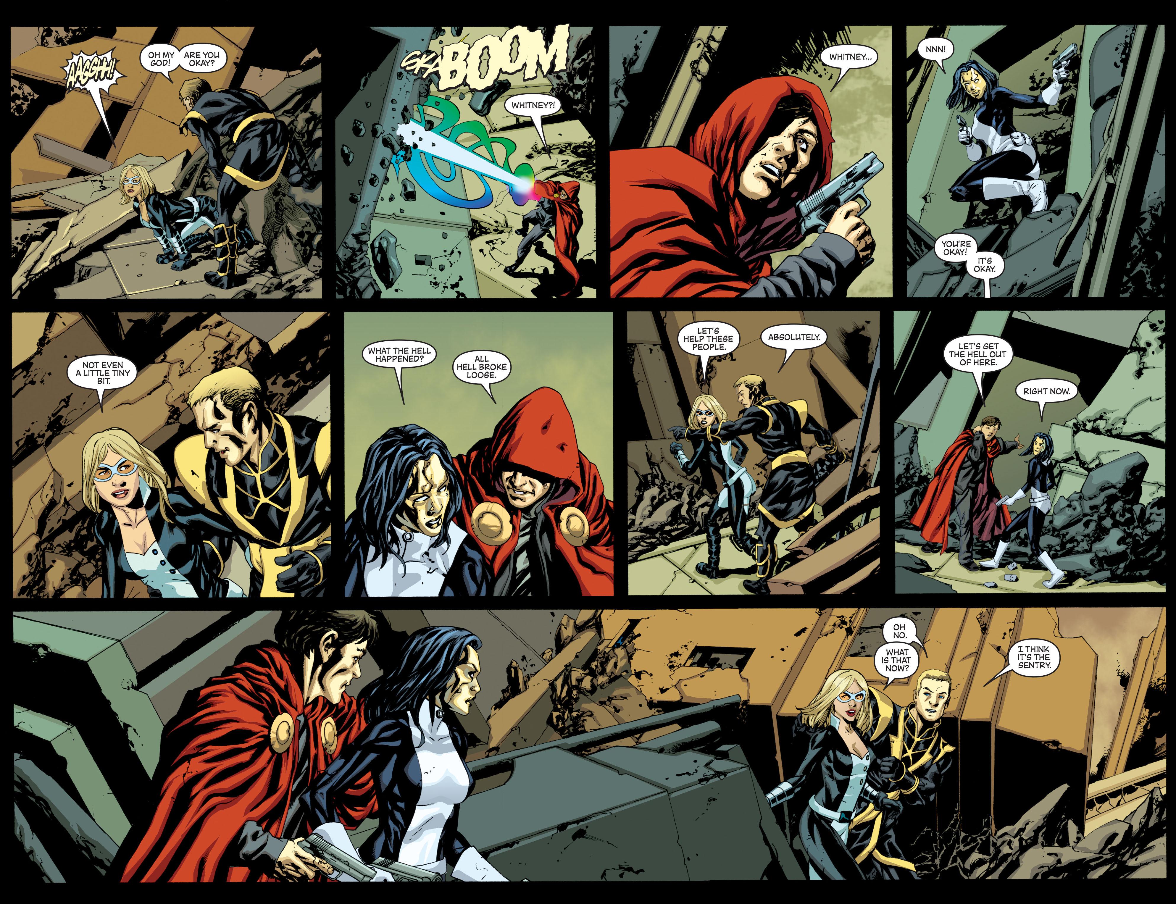 New Avengers (2005) chap 64 pic 14