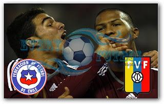 Venezuela le gana a Chile y sueña con alcanzar las semifina