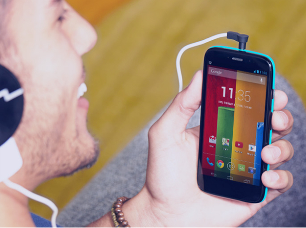 Google Moto G : Middle Class Price With Unique Features