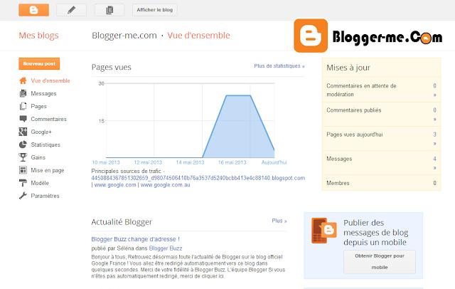 installer theme blogger