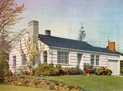 Kit Home from 1953 Aladdin Catalog