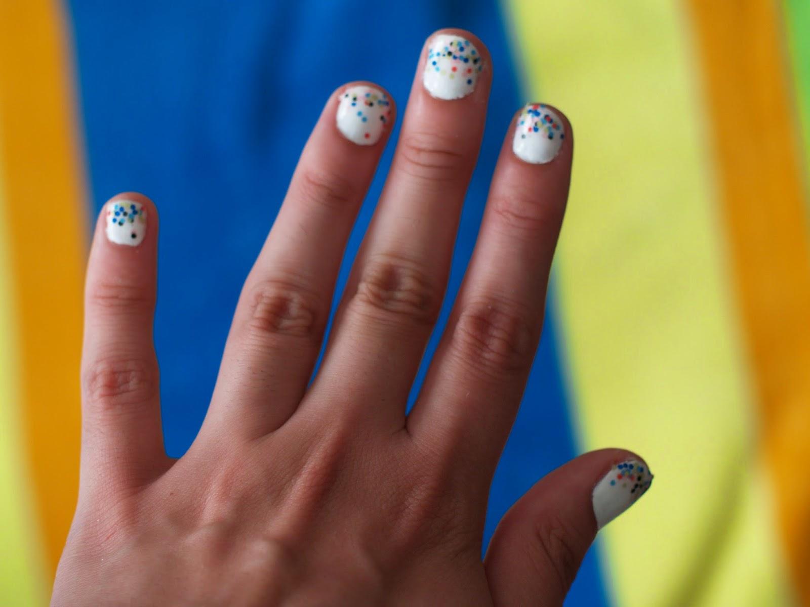 Summer manicure