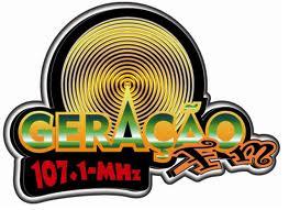 ouvir a Rádio Geração FM 107,1 Salto do Jacuí RS