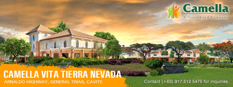 Community Overview - Camella Tanza | House and Lot for Sale in the Philippines
