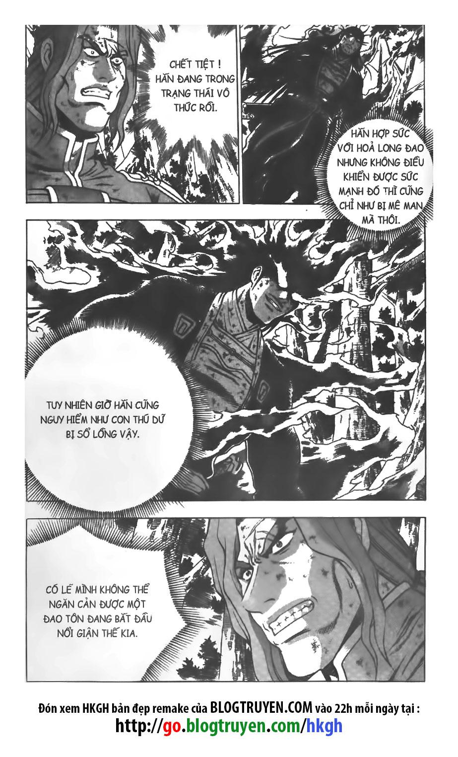Hiệp Khách Giang Hồ chap 261 Trang 19 - Mangak.info