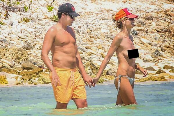 heidi klum, vito schnabel, tulum photos, whorrified, editorspick,