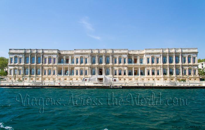 Çiragan Palace