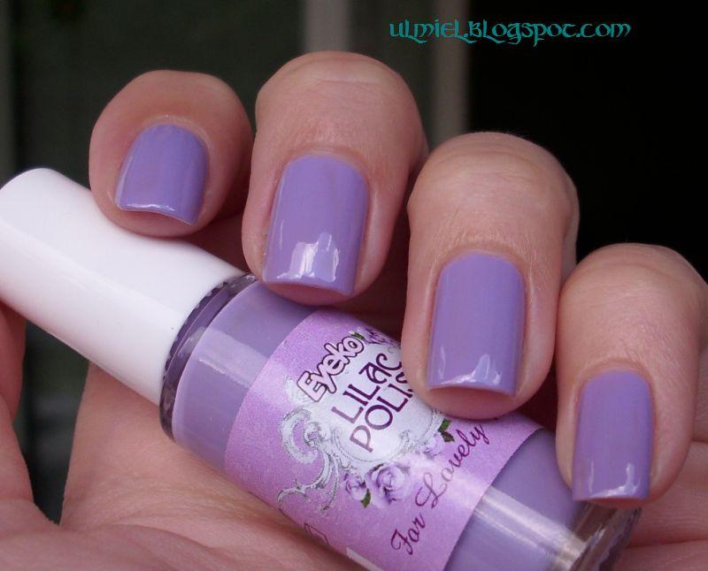 Did someone say nail polish?: Eyeko Lilac Polish with SH pink ...