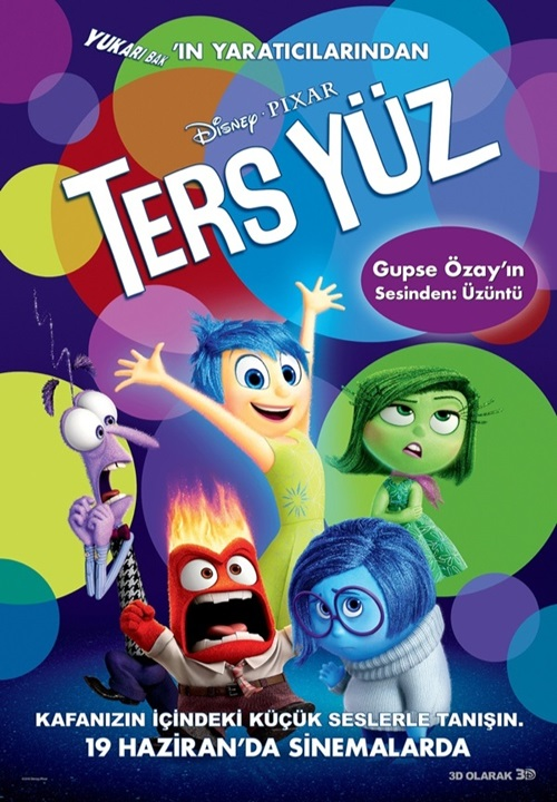 Ters Yüz (2015) Film indir