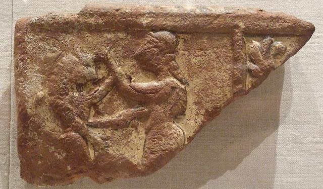 Lydian Minotaur