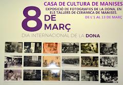 """01.03.17 EXPOSICIÓN FOTO- GRÁFICA CON MOTIVO DEL """"DIA DE LA DONA"""" DE 2017"""