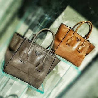 Prada Twin Pocket Totes.