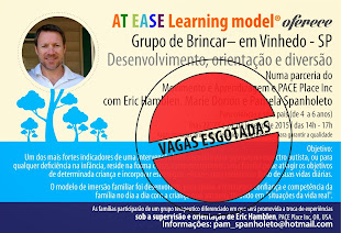 Grupo de Brincar AT EASE Learning Model®em janeiro 2015
