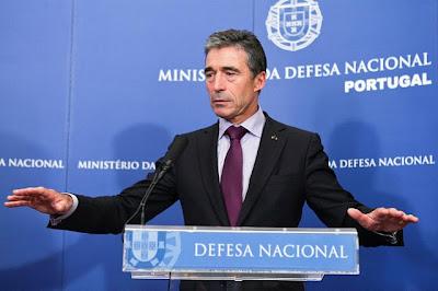 A NATO SEMPRE PRESENTE EM ÁFRICA