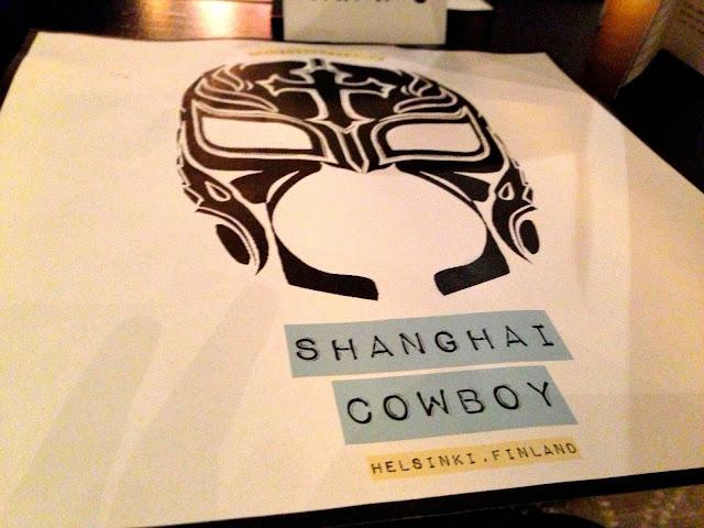 Shanghai Cowboy